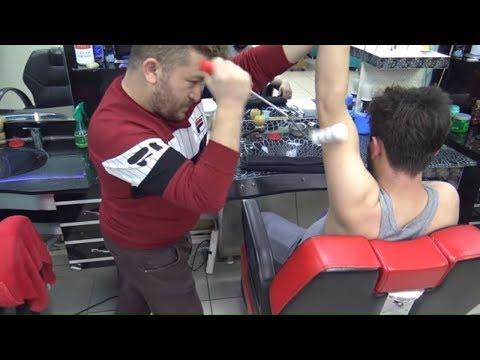 Xxx Mp4 ASMR Turkish Roller Massage Face Head And Back Massage Kafa Sırt Kol Masajı Muhteşem Taktikler 3gp Sex