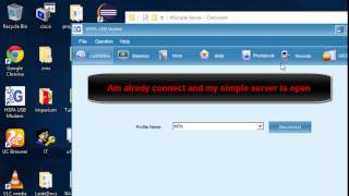 HOW TO CONFIG MTN BIS AND SIMPLE SERVER ON WINDOWS 8.1 AND 10