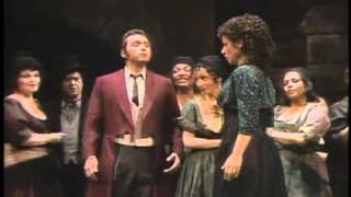 Carmen,  Habanera,  L'amour est un oiseau rebelle, Agnes Baltsa, Subtitulado en Español