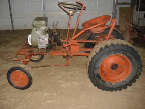 Speedex Page Wheel horse Garden tractors
