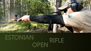 ESTONIAN OPEN RIFLE 2015