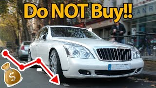 5 Cars That Depreciate Like A Stock Market Crash!!
