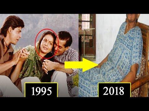 Xxx Mp4 Karan Arjun फिल्म में थीं शाहरुख और सलमान की माँ पर आज इनकी हालत देखकर आप रह जाएंगे दंग 3gp Sex