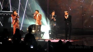 One Direction - Infinity - last performance at X Factor Final Wembley 2015