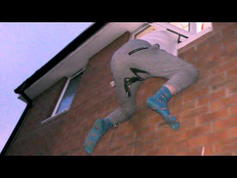 The Numb Hand Experiment: URINATING FROM A WINDOW