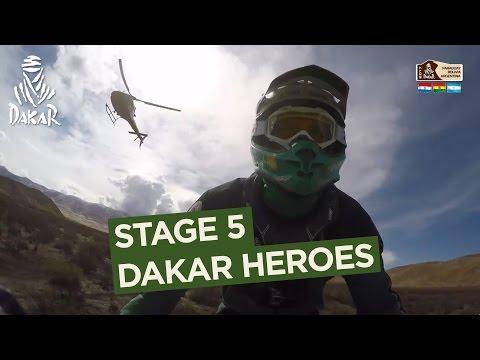 Stage 5 Dakar Heroes Dakar 2017