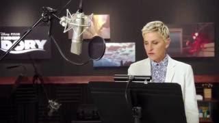 Disney Movie Finding Dory Amazing Voice Cast including Ellen DeGeneres as Dory
