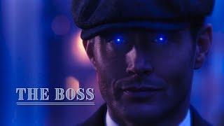 The Boss || Michael!Dean