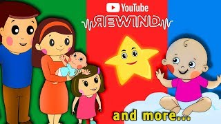 YouTube Rewind 2017 – Popular Nursery Rhymes Collection and Many More Songs | #YouTubeRewind