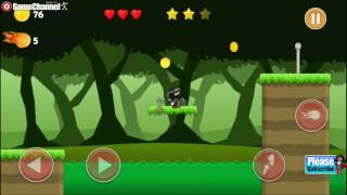 Super Louis Jungle Adventure 2 Platform Games Android Gameplay Video #2