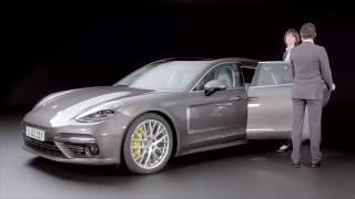 Porsche Panamera turbo 2018| interior| exterior| technology | alaatin61| cargurus | car tv | top 10