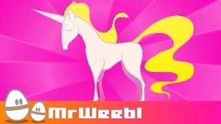Unicorn : animated music video : MrWeebl