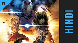 Marvel CIVIL WAR II | Episode 00 | Marvel Comics in Hindi