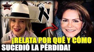 Mara Patricia Castañeda confiesa que decidieron desconectar a Edith González