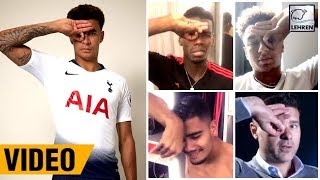 Dele Alli's New Goal Celebration Has Most Footballers Confused