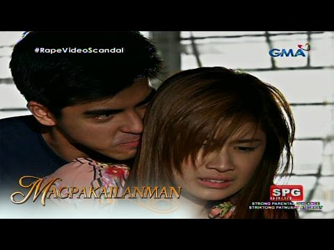 Magpakailanman Mark Herras and Thea Tolentino on The Rape Video Scandal