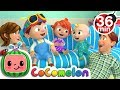 Download Video Laughing Baby with Family | +More Nursery Rhymes & Kids Songs - ABCkidTV 3GP MP4 FLV