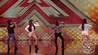 4th Impact- Audition- Bang Bang by: Jessie J, Ariana Grande, Nicki Minaj