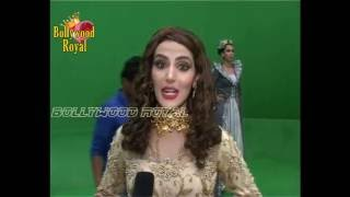 On Location Of TV Serial 'Baal Veer' Part  2