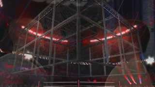 Bryan vs Punk Hell in a Cell Promo (WWE2K14 Storylines)