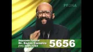 Dr. Enéas - Fui três vezes candidato à Presidência - 5656