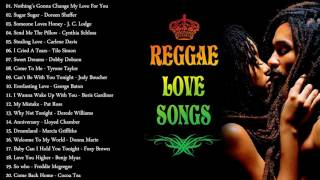 80's,90's... Old School Reggae Love Songs / Reggae Love Songs