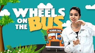 Nursery Rhymes For Kids   Wheels on the Bus Collection   Action Songs For Children   Top 10