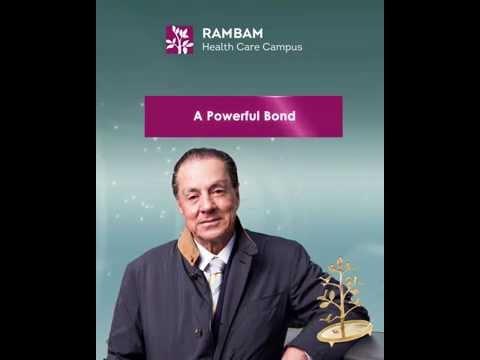 Mr. Eyal Ofer - Rambam Award 2015