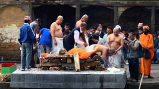 Hindu Funeral Ceremony