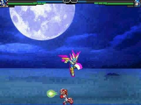 Megaman X VS Copy X
