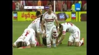 ستاد TeN - هدف الزمالك الأول فى الأهلي 0 / 1 عمر جابر ... كأس السوبر