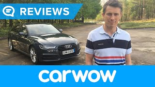 Audi A6 Saloon 2017 review | Mat Watson Reviews