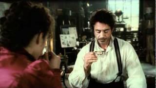 Sherlock Holmes Scene