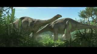 Dinosaurs in Tarzan (2013)