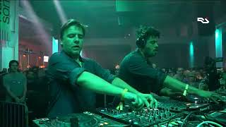 Seth Troxler & Laurent Garnier