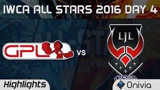 GPL vs LJL Highlights Game 2 IWCA Barcelona 2016 D4 SouthEast Asia vs Japan