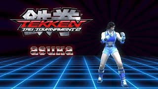 TTT2 - Voice of Asuka