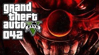 GTA V (GTA 5) [HD+] #042 - PEDO-CLOWNS greifen an!! ★ Let's Play GTA 5 (GTA V)