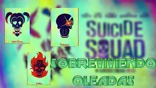 Sobreviviendo Oleadas A Lo Bestia Con Mi Escuadron |Suicide Squad OPS