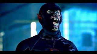 Justice League The Flash Vs Monster Speedster Black Flash Full Fight