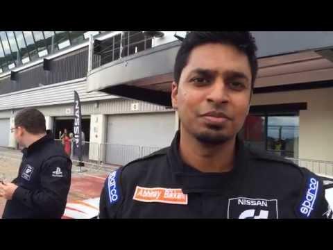 Xxx Mp4 Nissan GT Academy 2014 Finals Abhinay Bikani 3gp Sex