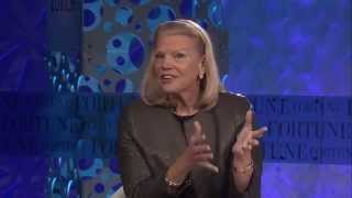 Ginni Rometty On Leading An Organization | Full Interview Fortune MPW