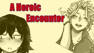A Heroic Encounter: Part 1 (MHA Comic Dub)