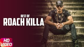 Best of Roach Killa   Punjabi Best Song Collection   Speed Records