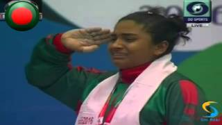 Mabia wins first gold for Bangladesh in SA Games