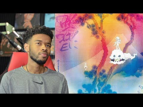 Kanye West & Kid Cudi - KIDS SEE GHOSTS First REACTION/REVIEW
