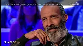 """Siamo Noi - """"Romano, somalo, marito, padre, attore: la mia vita senza sosta"""""""