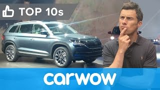 Skoda Kodiaq 2017 - all the SUV you'd ever need? | Top10s