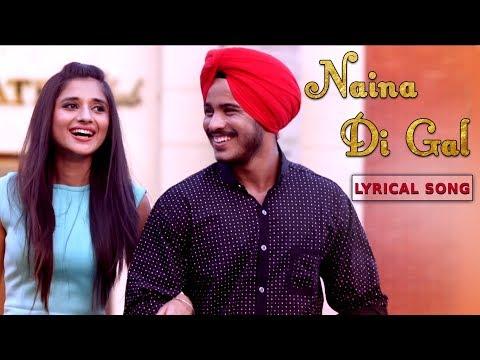 Xxx Mp4 Naina Di Gal Kanika Mann Vishal Ft Daniel Dollar New Punjabi Lyrical Song Yellow Music 3gp Sex