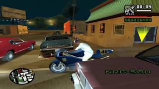 GTA SA Random moments #6 (Like a Bo$$, Thug life moments,...)